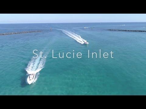 St. Lucie Inlet | Phantom 4 Pro
