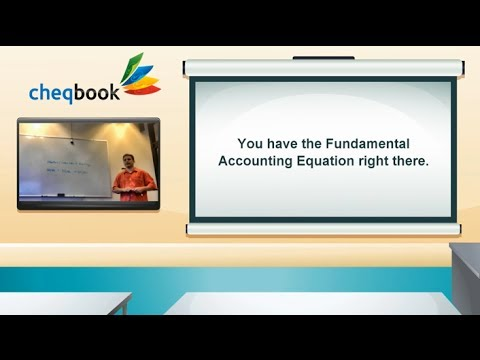 Learn accounting and bookkeeping: Training Course 101 by Cheqbook