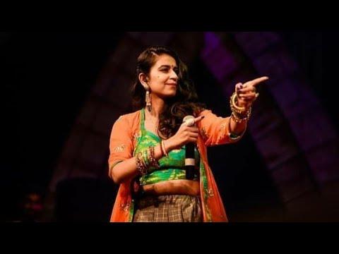 kinjal-dave- -garba- -રંગીલા-રાજા- તારા-વાયા-શ્યામ- એક-વાર-બોલું- -2019- -garba