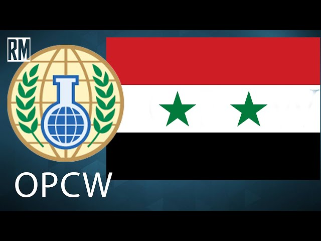 OPCW Suspends Syria Over Falsified Report