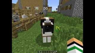 Minecraft:Обзор мода на собак!!
