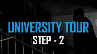 UNIVERSITY TOUR - STEP 2 / YSUAC / #TOURDETJJA