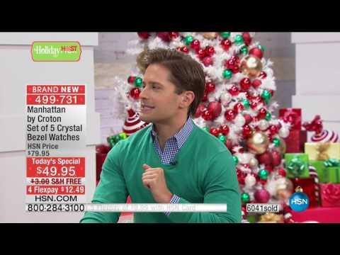 HSN | Brett Chukerman's Holiday Host Picks 10.14.2016 - 11 AM