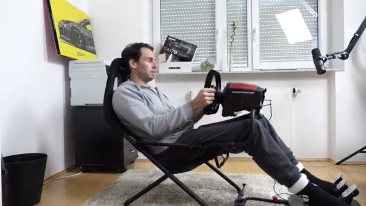 Playseat Challenge Review (After 2 Years) - Can you be competitive in a foldable chair? #Playseat