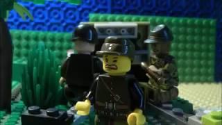 лего трейлер фильма 28 панфиловцев пушки 4 ой роты