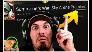 Update Theories, Dark Art Master RTA, Rune Shop, $5 Immemorials (Summoners War)