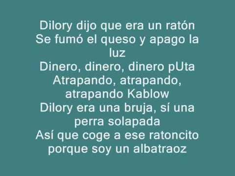 AronChupa- Im an Albrataoz (EN ESPAÑOL)