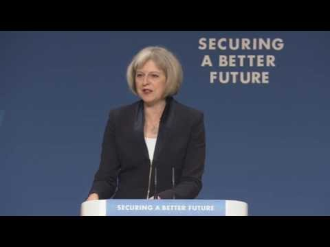 Theresa May Home Secretary on tackling Islamist extremists and hate preachers  - Truthloader