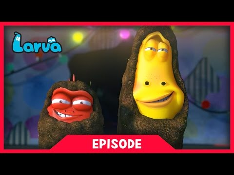 LARVA - FASHION SHOW | Cartoon Movie | Cartoons For Children | Larva Cartoon | LARVA Official