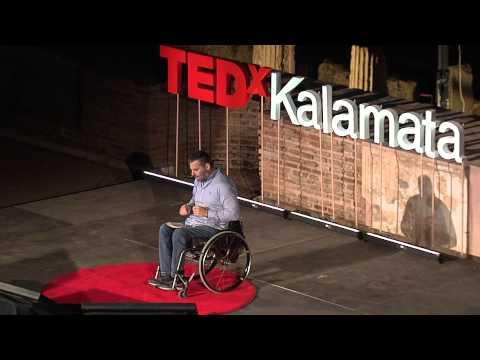 A little yellow ball | Giorgos Lazaridis | TEDxKalamata
