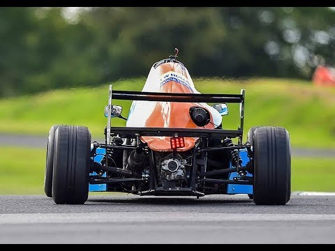 Irish Motorsport TV- Action from Formula Sheane at the Leinster Trophy 2017