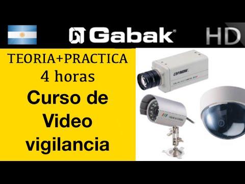 Curso De Video Camaras De Seguridad Vigilancia Ip Y Cctv