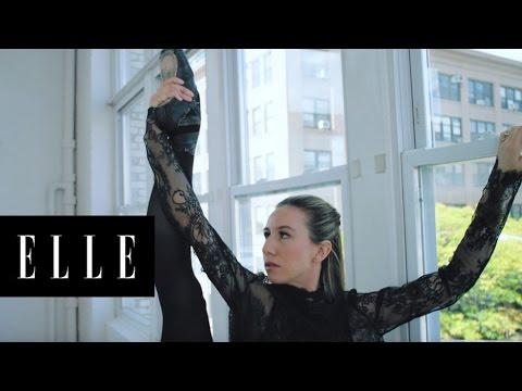 Dancer Isabella Boylston | The Movement | ELLE
