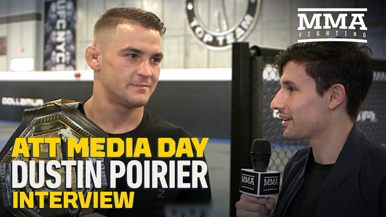 Dustin Poirier Sees Himself Stopping Khabib Nurmagomedov: 'I Feel It In My Body' - MMA Fighting