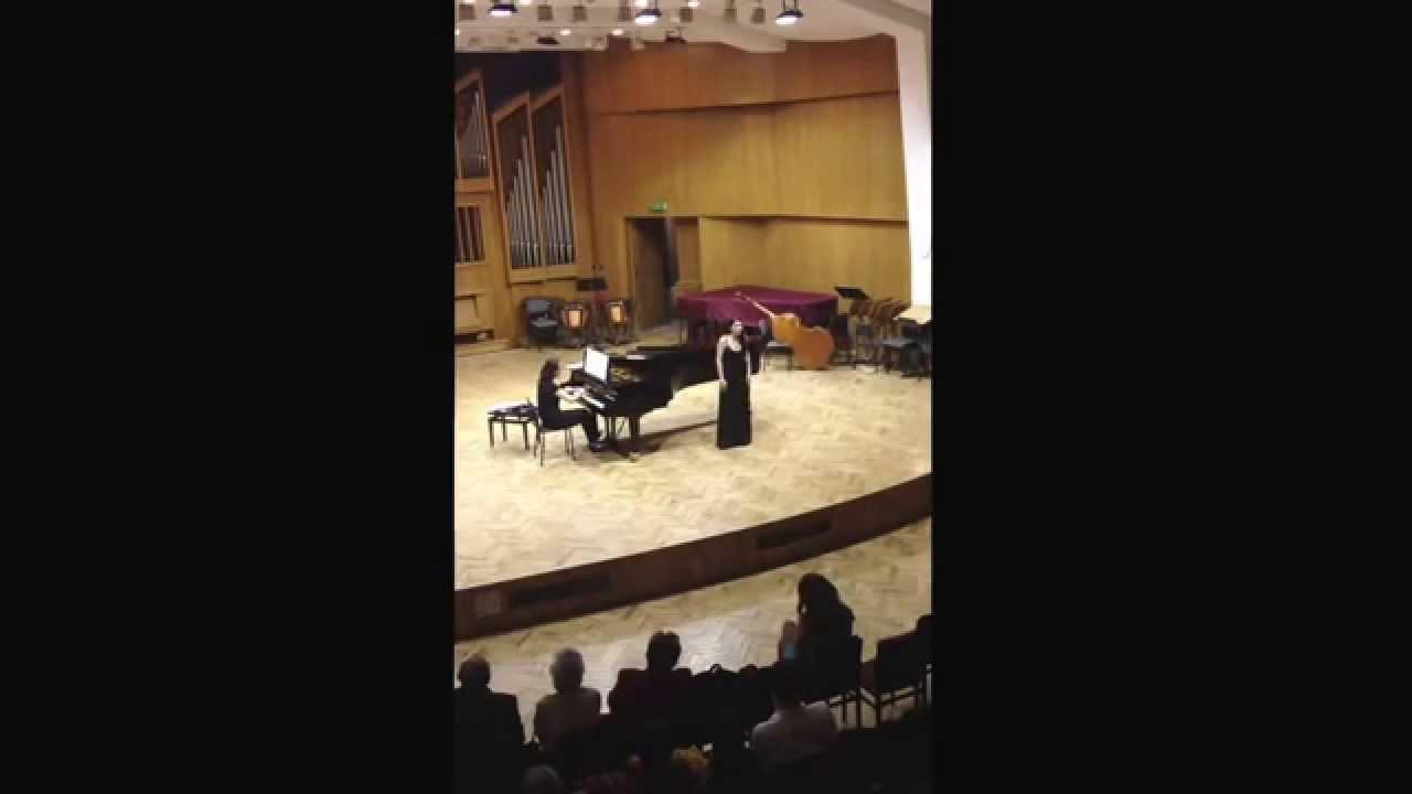 Download Tememuzhka Trifonova - Aria of Mimi, G.Puccini