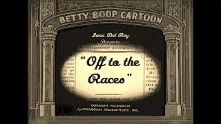 Gambar cover Lana Del Rey - Off To The Races - Betty Boop (Lyrics in CC)