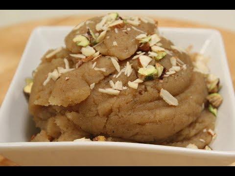 Atta Cake Sanjeev Kapoor