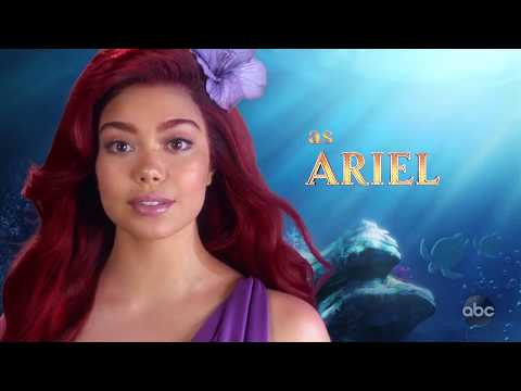 Jeff Stevens - THE LITTLE MERMAID LIVE: See the Cast in Costume in First Promo