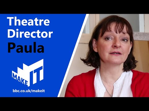 THEATRE DIRECTOR | Make It Into: Creative Arts