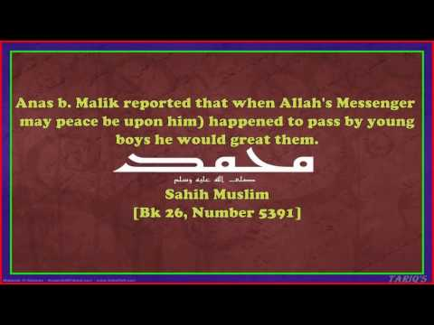 Salam (Peace) The divine way of Greeting in Islam
