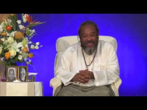 "Mooji - ""Something is taking care of you, trust that…"""