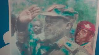 Jok Akech in Eritrea 1995 Movie on 16 10 18 at 09 32