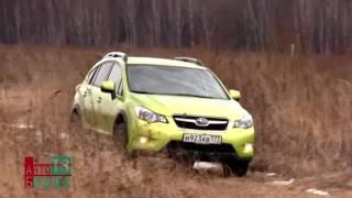 Тест драйв Subaru XV