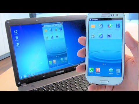 Cách kết nối điện thoại Android với máy tính