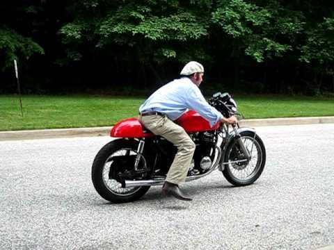 1969 Honda CB750 CAFE RACER