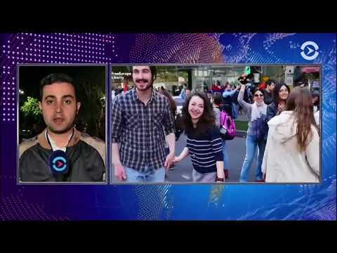 Армяне празднуют победу
