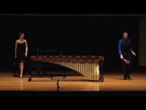 Sejourne Concerto for Marimba and Strings II. Rhythmique,Energique