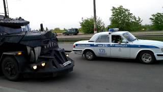 Грузовик Безумный Макс в Нижнем Новгороде. Mad Max