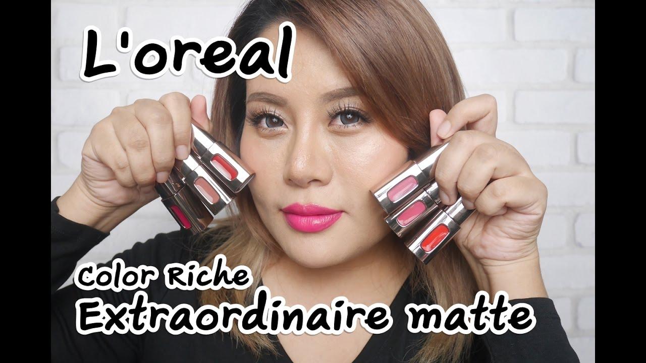 Color Riche Extraordinaire Lipstick by L'Oreal #9