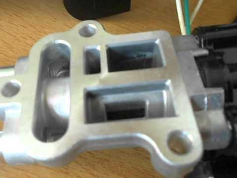 Testing Idle Speed Control 1ZZ-FE Toyota dtmf99@live com