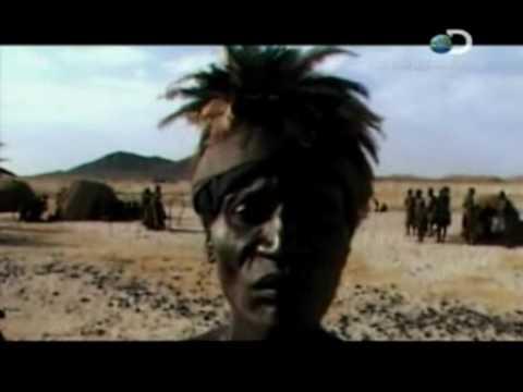 África   A Origem do Homem