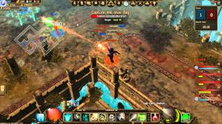 Drakensang Online PVP 5v5 #10 Another close match