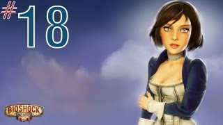 BioShock Infinite - Walkthrough - Part 18 - You Need A Ladder