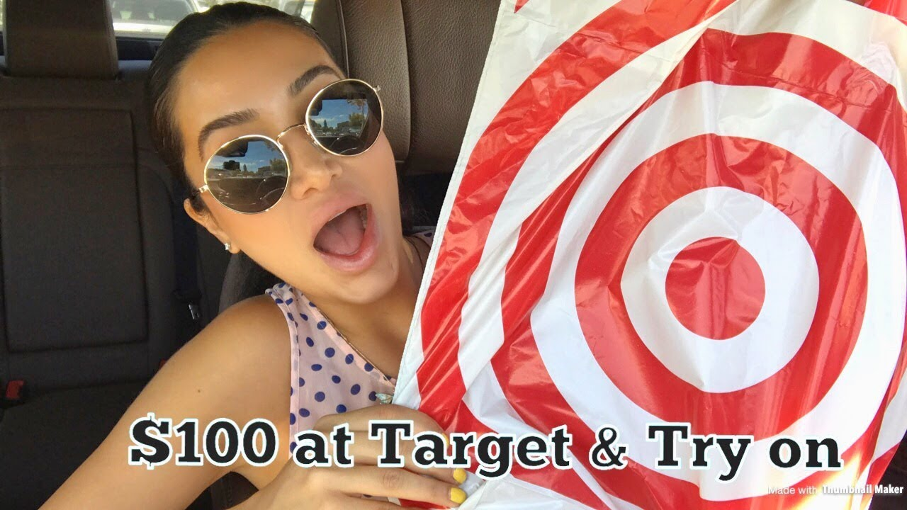 6b77b2556094e Back To School Try On Target Outfit Haul