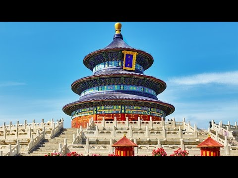 Cleanest Park in China? Temple of Heaven and Hutongs