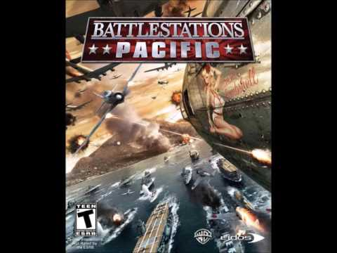 Battlestations Pacific Soundtrack - Underwater Action