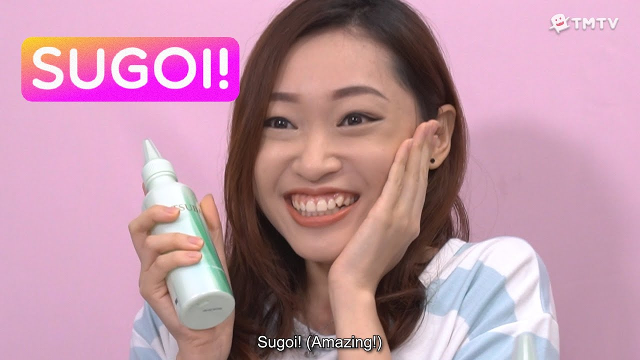 If Weaboos did beauty routine videos...