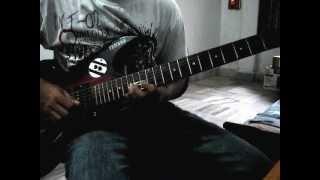 Sayonee Guitar Solo