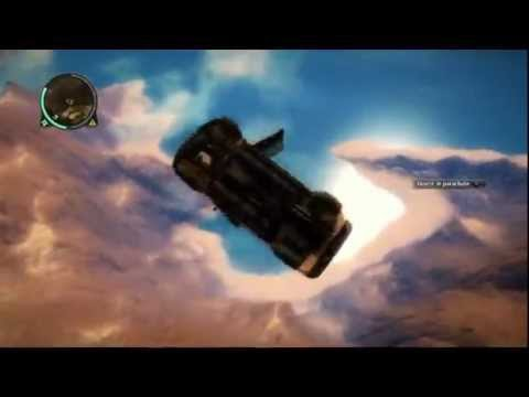 just cause 2 crash montage - YouTube