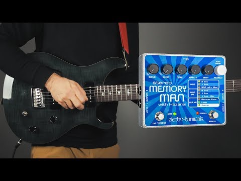 Stereo Memory Man with Hazarai | Frippertronics