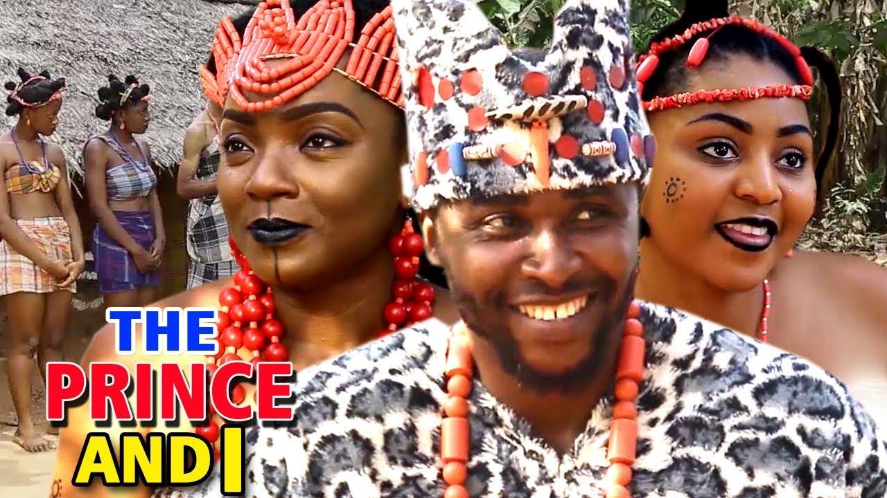 Download THE PRINCE AND I SEASON 1 - Regina Daniels   Nigerian Movies 2019   Latest Nollywood Movies 2019