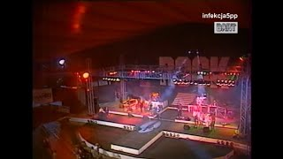 Wojciech Korda i All Stars - Trzy Dekady Rocka w Polsce - 5.07.1991 BART