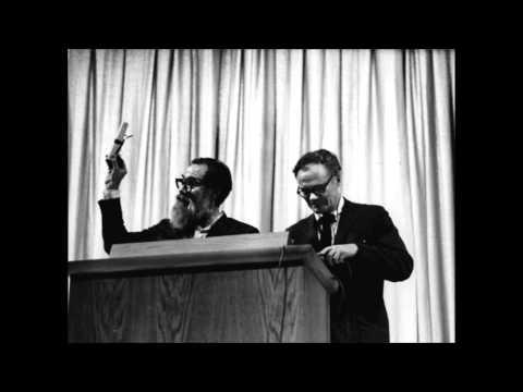 John Berryman - Guggenheim Museum 1963