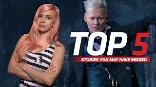 Fantastic Beasts Director Defends Depp - IGN Daily Fix