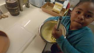 Micah's #feelgood15 - Cooking with my Daughter  | Bounce Back Generation