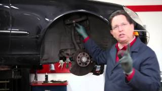 Automotive Front Suspension Ball Joint Removal Tip